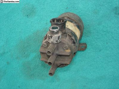 Ger. Fuel Injection Electric Pump