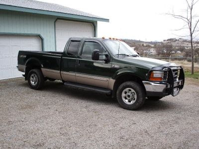 1999 F350 Ext Cab 7.3 Diesel AT Lariat 194,000mls Gooseneck hitch