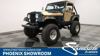 1976 Jeep CJ5 4X4 Renegade