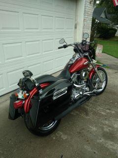 2008 Harley-Davidson SUPER GLIDE DYNA CUSTOM