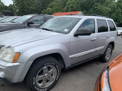 2007 Jeep Grand Cherokee Limited (Silver Or Aluminum)
