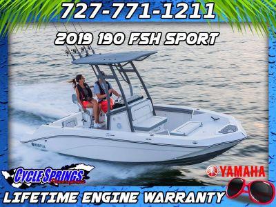 2019 Yamaha 190 FSH Sport Jet Boats Clearwater, FL