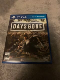 PS4 Game Days Gone