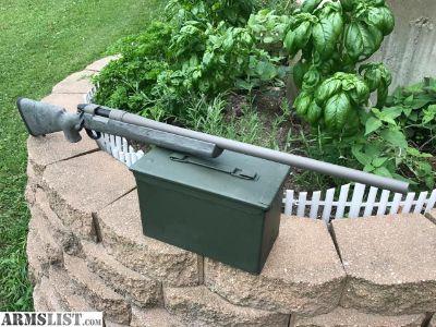 For Sale: 6.5 Creedmoor Precision Remington 700 Long Range Custom Rifle