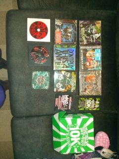 Twiztid CD Bundle