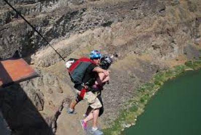BASE Jumping Twin Falls Idaho