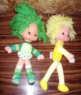 Collectable Hallmark Stuff Dolls