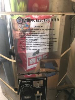 Olympic LT-3K Sitter Electric Kiln