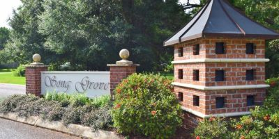Great Lot Available in Song Grove, Fairhope