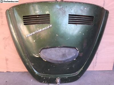 1967 convertible deck lid
