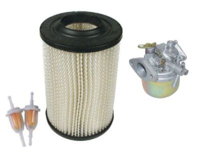Buy CLUB CAR DS GOLF CART TUNE UP KIT 341 CC 84-91 1016110-01 W/ CARBURETOR FILTERS motorcycle in Lapeer, Michigan, United States, for US $56.76