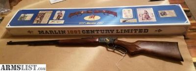For Sale: Marlin 39a 1897 Century Limited