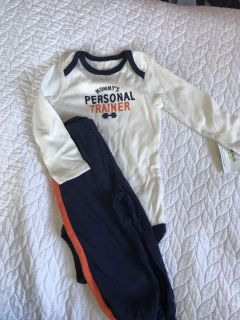 Carter s Outfit NWT 12m