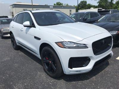 2019 Jaguar F-Pace (White)