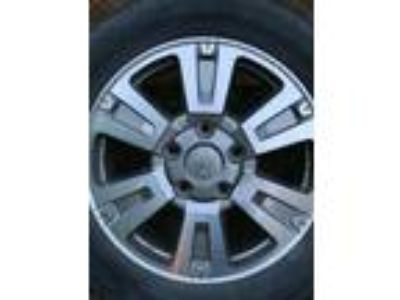 4 Toyota Tundra stock rims for sale