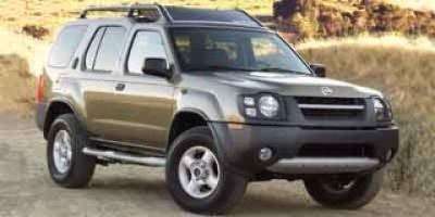 2003 Nissan Xterra XE-V6 (Silver/Gray)