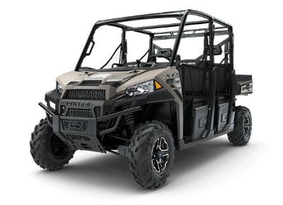 2018 Polaris Ranger Crew XP 1000 EPS Side x Side Utility Vehicles Evansville, IN