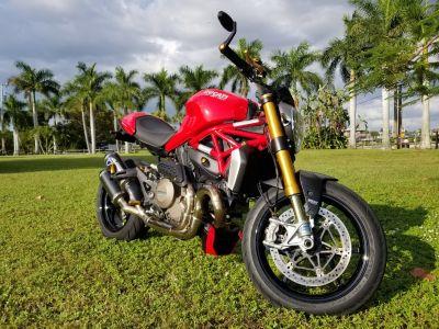 2016 Ducati MONSTER 1200 S