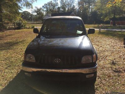 TACOMA TRUCK TOYOTA 2003 4WD
