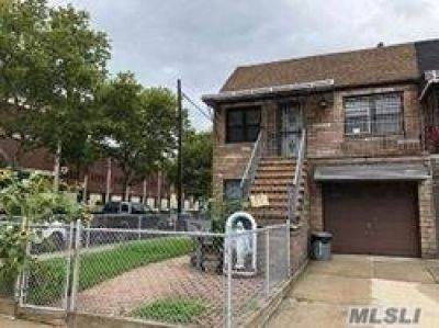 ID: (VAL) Stone 2 Family House In East Elmhurst For Sale.