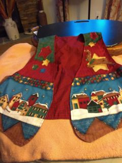 Ugly sweater vest
