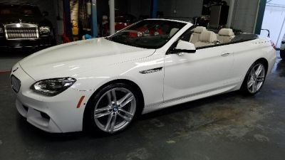 2015 BMW Legend 650i (White)