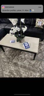 3- piece coffee table set