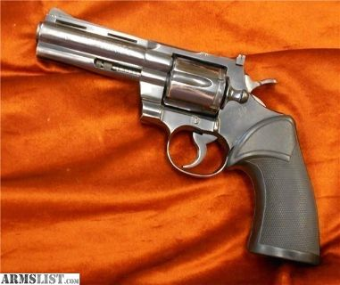 """For Sale: Colt Python 4"""" 357mag"""