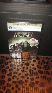 RARE FALLOUT 3 BOTTLE OPENER NEW NUKA COLA COLLECTIBLE ALSO A REFRIGERATOR MAGNET