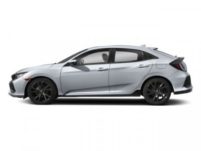2018 Honda CIVIC HATCHBACK Sport Touring (Sonic Gray Pearl)