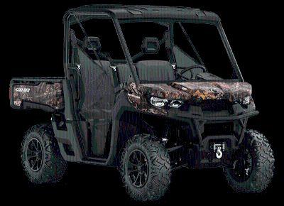 2018 Can-Am Defender XT HD8 Side x Side Utility Vehicles Cartersville, GA