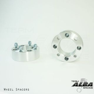 "Purchase Honda TRX 450R 400EX 300EX 2"" Wheel Spacers 1 Pair=4"" Add Width Alba Racing motorcycle in Santee, California, United States, for US $52.00"