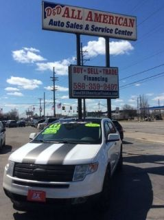 2010 Ford Edge Limited AWD 4dr Crossover