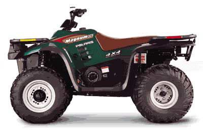 2000 Polaris Magnum 325 4X4 Utility ATVs Fond Du Lac, WI