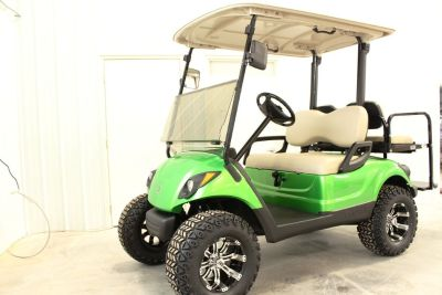 2013 Yamaha Drive, Gas Carbureted Golf Cart Car Sale