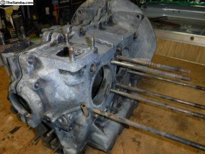 Engine Case AE AS41 Standard case