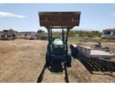 2006 John Deere 4310-Tractor Equipment in Temecula, CA