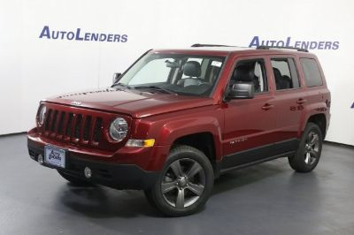 2015 Jeep Patriot Latitude (Deep Cherry Red Crystal Pearlcoat)
