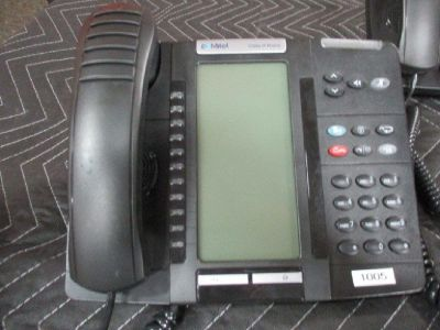 Lot of Mitel Phones RTR#8082200-01