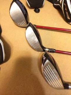 Golf clubs taylor made