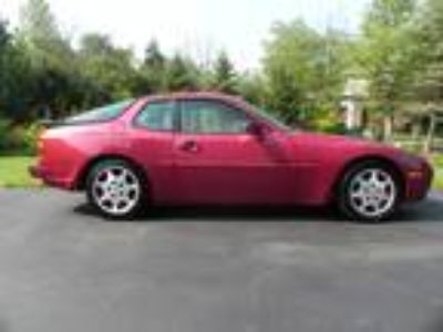 1989 Porsche 944 Turbo Coupe 2-Door 2.5L