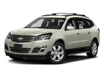 2017 Chevrolet Traverse LT (Silver Ice Metallic)