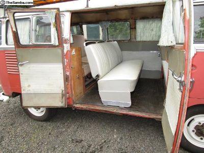 [WTB] '61-'63 basalt grey deluxe rear seat