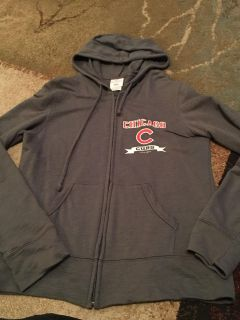 Grey Cubs zip up hoodie - Ppu (near old chemstrand & 29) or PU @ the Marcus Pointe Thrift Store (on W st)