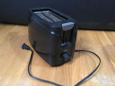Black Rival Toaster