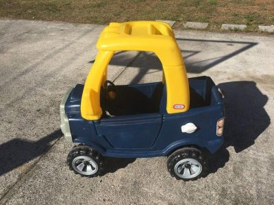 Little Tikes Cozy Coupe Truck