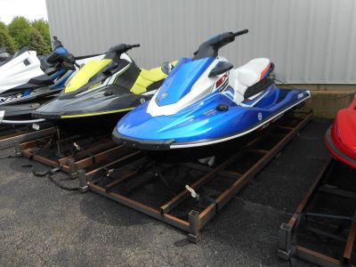2019 Yamaha EX Deluxe PWC 3 Seater Belvidere, IL