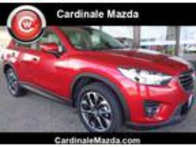 Used 2016 Mazda CX-5 Red, 26.7K miles