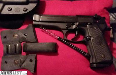 For Sale/Trade: Beretta 92fs USA