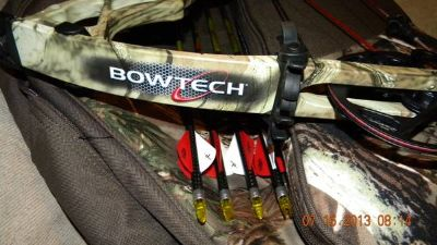 2013 Bowtech Assasin Compound Bow